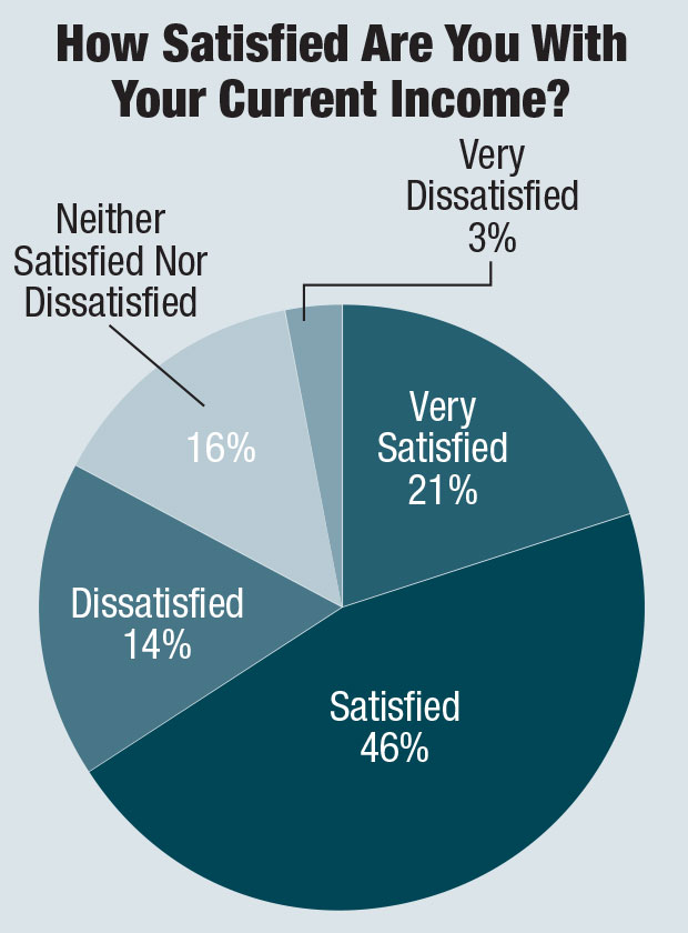 Income Satisfaction
