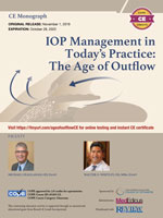 IOP Management in Today's Practice: The Age of Outflow