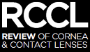 Review of Cornea and Contact Lenses